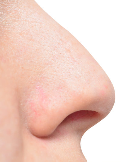 image of human nose